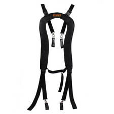 BOSSA 27280 Combo Pouch Suspenders with Back Support