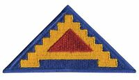 Patch  7th Army Seven Steps To Hell - Made in USA 72108 Rothco
