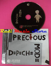 CD singolo Depeche Mode Precious INTLCDBONG35 COPY PROTECTED EU 05 no mc lp(S20)