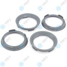 4 CERCHI DEZENT anelli di centraggio 70,1-66,6mm per Mercedes Benz A B C CL CLC CLA C