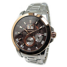Seiko Premier Kinetic Perpetual Men's Watch SNP128P1