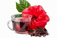 Hibiscus Tea Dried Flowers High Quality - 100g