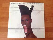GRACE JONES - 1985 Vinyl 45rpm 7-Single - SLAVE TO THE RHYTHM