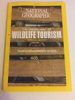 National Geographic Magazine June 2019 -The Hidden Cost of Wildlife Tourism NEW