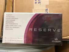 2 boxes NEW SEALED PACKAGE JEUNESSE RESERVE 30 pack box exp 01/21