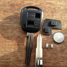 Toyota RAV4 Yaris Corolla Camry  2 button remote key fob Full repair Kit TOY41