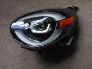 2019 2020 2021 FIAT 500X left driver LED headlight NORTH AMERICAN 19 20 21