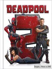 DEADPOOL 2 - BOOKLET DVD