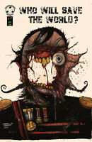 Who Will Save The World Graphic Novel Darkslinger Comics World War 1 Zombies