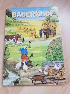 Buch Bilderbuch Bauernhof
