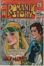 Romantic Story vol 5 no 129 sep 1973 Charlton comics  031020tsac