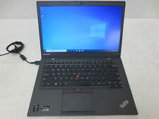 Lenovo ThinkPad X1 Carbon 3rd Gen i7-5600U 2.60GHz 8GB Ram 256GB SSD No Battery