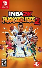 NBA 2K parques infantiles 2-Nintendo Switch Nueva Sellado