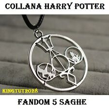 COLLANA HARRY POTTER SHADOWHUNTERS DIVERGENT PERCY JACKSON FANDOM 5 SAGHE