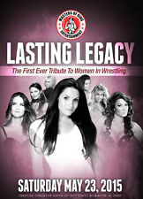 Lasting Legacy: 1st Ever Tribute To Women In Wrestling DVD - Trish Stratus (PG)