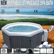 6-7 Capacity Spas & Hot Tubs