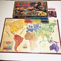 Risk World Conquest Board Game Parker Brothers