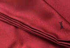 Red Oriental Brocade Silk? remnant