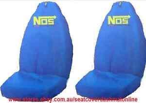 2 BLUE NOS THROW OVER,SEAT COVER,SUZUKI SWIFT,VITARA,LIANA,BERLINO,JIMY,