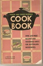 Truth and Daily Mirror cook book recipes 600 invincible press household hints
