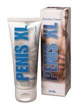 Penis XL Erection Cream For Stronger, Harder Erections 50ML or 6 x 4ml Sachets
