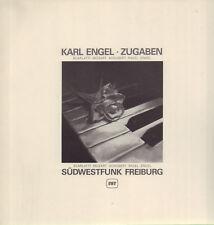 KARL ENGEL Zugaben LP