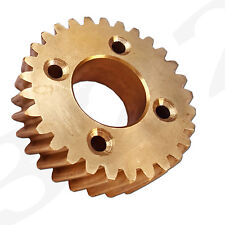 HOBART DOUGH MIXER 55614-1 BRASS GEAR COMMERCIAL HEAVY DUTY COG AE125 A200 A120