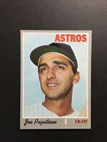 1970 Topps Set Break #598 Joe Pepitone - NM/MT Condition