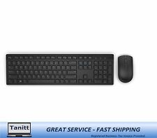 Dell Wireless Keyboard and Mouse Combo KM636 Black