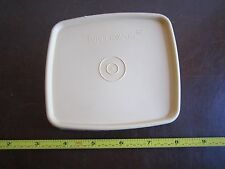 Vintage Tupperware 310 replacement lid ONLY press and seal no container part