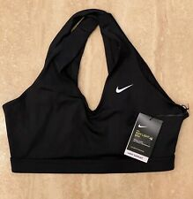 NIKE TRAINING INDY LIGHT SUPPORT SPORTS BRA SIZE LARGE