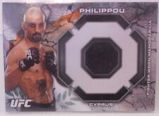 2013 Topps UFC Bloodlines Costa Philippou SP Fighter Worn Relic # 1 / 198