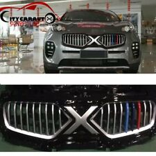 TOP QUALITY FRONT RACING GRILL CAR STYLING fit for NEW kia SPORTAGE KX5 2016/17