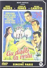 3569 // AU DIABLE LA VERTU LOUIS DE FUNES DVD NEUF