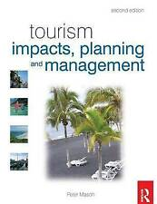 Tourism Impacts, Planning and Management, Good Condition Book, Mason, Peter, ISB