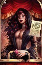 Van Helsing Vs League Of Monsters #6 (Nm) Sun Khamunaki Movie Night Ltd 250 Rare
