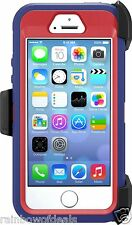 OtterBox Defender Series Case With Clip Holster For Apple iPhone 5 5S - 77-33332