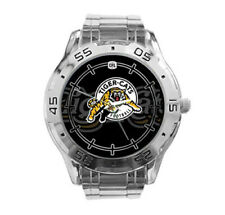 Hamilton Tiger Cats CFL Stainless Steel Analogue Men's Watch Gift
