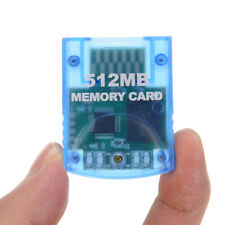 Capacity Game Memory Card Storage Stick 512MB For Nintendo Gamecube Wii Console