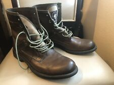 Iron First MFG (Manufacturing): Night Shift Boots Size: 11.5