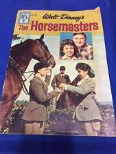 Walt Disney's The Horsemasters 1961 Silver Age Book vg-fine 15 Cents Rare p13