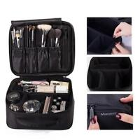 Fashion Large Makeup Bag Cosmetic Case Storage Handle Travel Organizer Artist NG