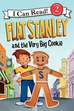 FLAT STANLEY and the Very Big Cookie (Brand New Paperback) Jeff Brown