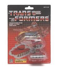 Transformers G1 AUTOBOT WARPATH REISSUE Christmas Birthday Gift Toy