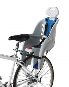 Schwinn Deluxe Bicycle Mounted Child Carrier/Bike Seat For Children, Toddlers,
