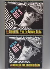 HITS OF THE 60's V/A = {3xCDs - 60 TRACKS} = THE KINKS THE SMALL FACES DONOVAN