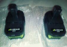 ANTRobut 2 Pack 18 V 4.0Ah Lithium Battery P105, P107, P108, P109, P122