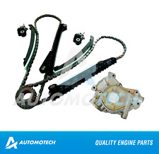 Timing Chain Kit & Oil Pump For Ford Expedition Lincoln Navigator 5.4 6.8L