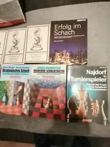 Schachbücher Gebraucht