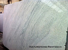 Hartgestein Imperial White  Küchenarbeitsplatte Granitplatte Buffetplatte Küche